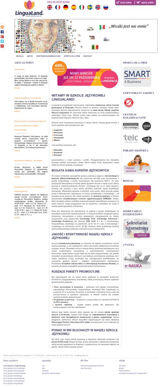 Lingualand.pl - Szkoła Języków Obcych