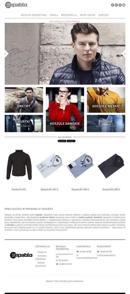 repablo.com - producent odzieży